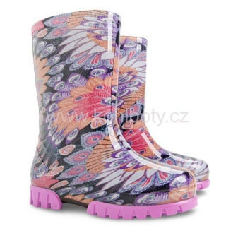 Holinky Demar Twister Print 0037 vel. 30-31