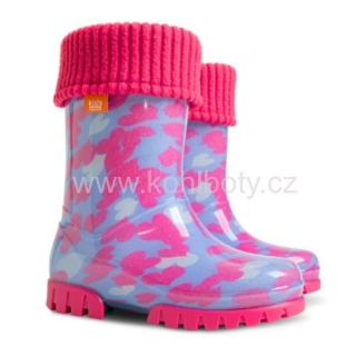 Holinky Demar Twister Lux Print vel. 20-21