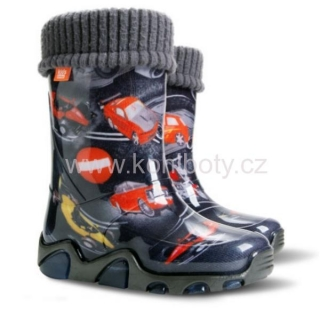 Holinky Demar Stormer LUX EXCLUSIVE EE 0433 vel. 30-31